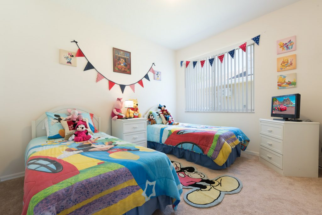 Themed Disney Bedroom